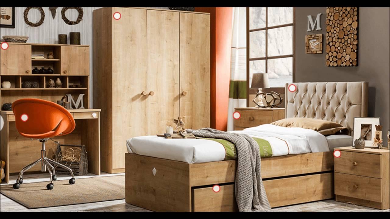 2017 çilek genç odası modelleri ve fiyatları - YouTube