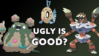 A Defense Of (Some) Ugly Pokémon
