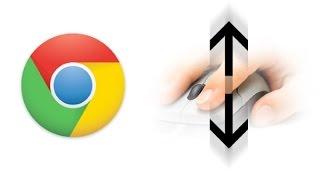 Плавная прокрутка в Google Chrome(, 2015-12-27T04:24:06.000Z)