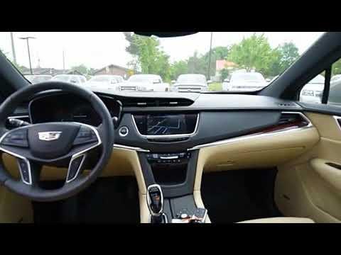 2018 Cadillac XT5 Hendersonville NC A18617