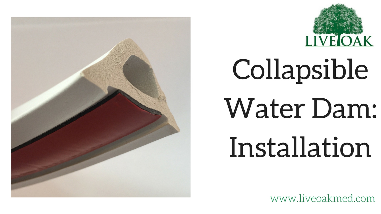 Lovely Collapsible Water Retainer