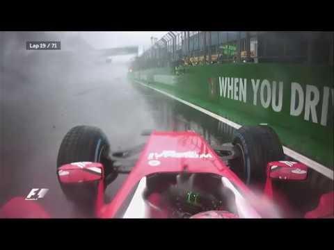 Alonso, Raikkonen & Palmer Crash | F1 is...Unforgiving