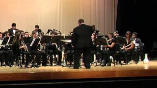 """Commando March"" performed by Southwest High School, Fort Worth, TX_ April10, 2015"