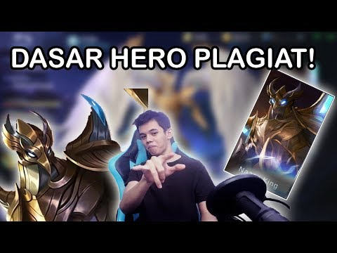 DASAR HERO PLAGIAT !!!