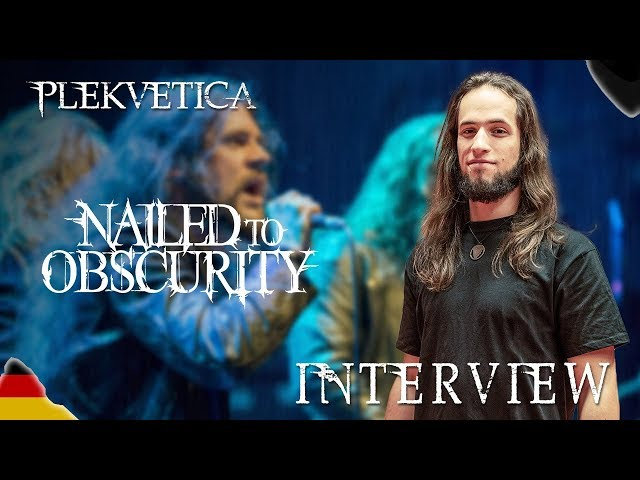 [Interview] Nailed To Obscurity (2019) | Doom/Melodeath