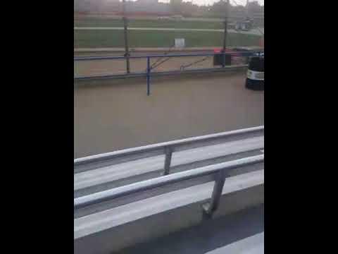 Eric Casey at Lucas oil speedway