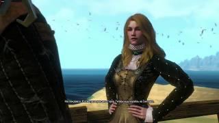 Mod The Witcher 3 HD Reworked Project 5.0-fix. Обзор. 20 минут геймплея.