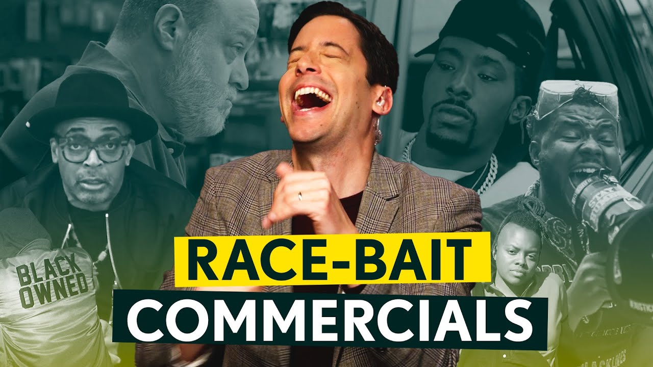 WOKE Race HUSTLE Commercials | Try to GUESS!