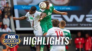 FC Augsburg vs. Werder Bremen | 2018-19 Bundesliga Highlights