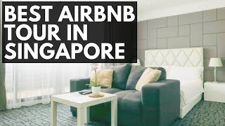 Gambar cover BEST SINGAPORE AIRBNB TOUR!!!