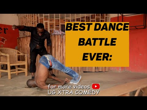 KING GONG MC OF UGANDA & JUNIOR URSHER   New Ugandan Comedy 2017 HD.