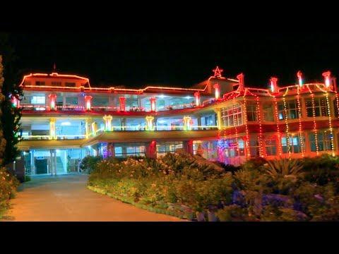 Diwali Lighting Decoration Gyan Sarovar 12-10-2017