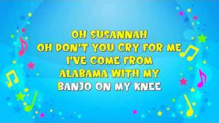 Oh Susannah Sing-A-Long