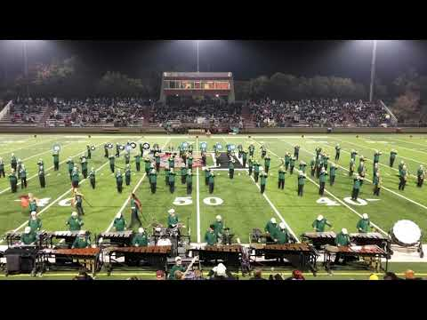 Sacramento State Marching Band - Lincoln High School Review of Champions Exhibition - 11/16/19