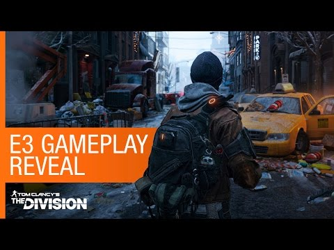 Tom Clancy's The Division - E3 gameplay reveal [North America]