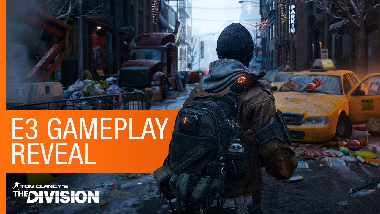 Download Tom Clancy's The Division - E3 gameplay reveal [North America]