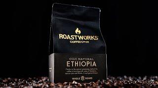 Damn Fine Coffee - Roastworks Coffee Promo