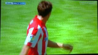 REAL MADRYT Vs. Athletic Bilbao 3-1 (79' Ibai) [01.09.2013] 720p