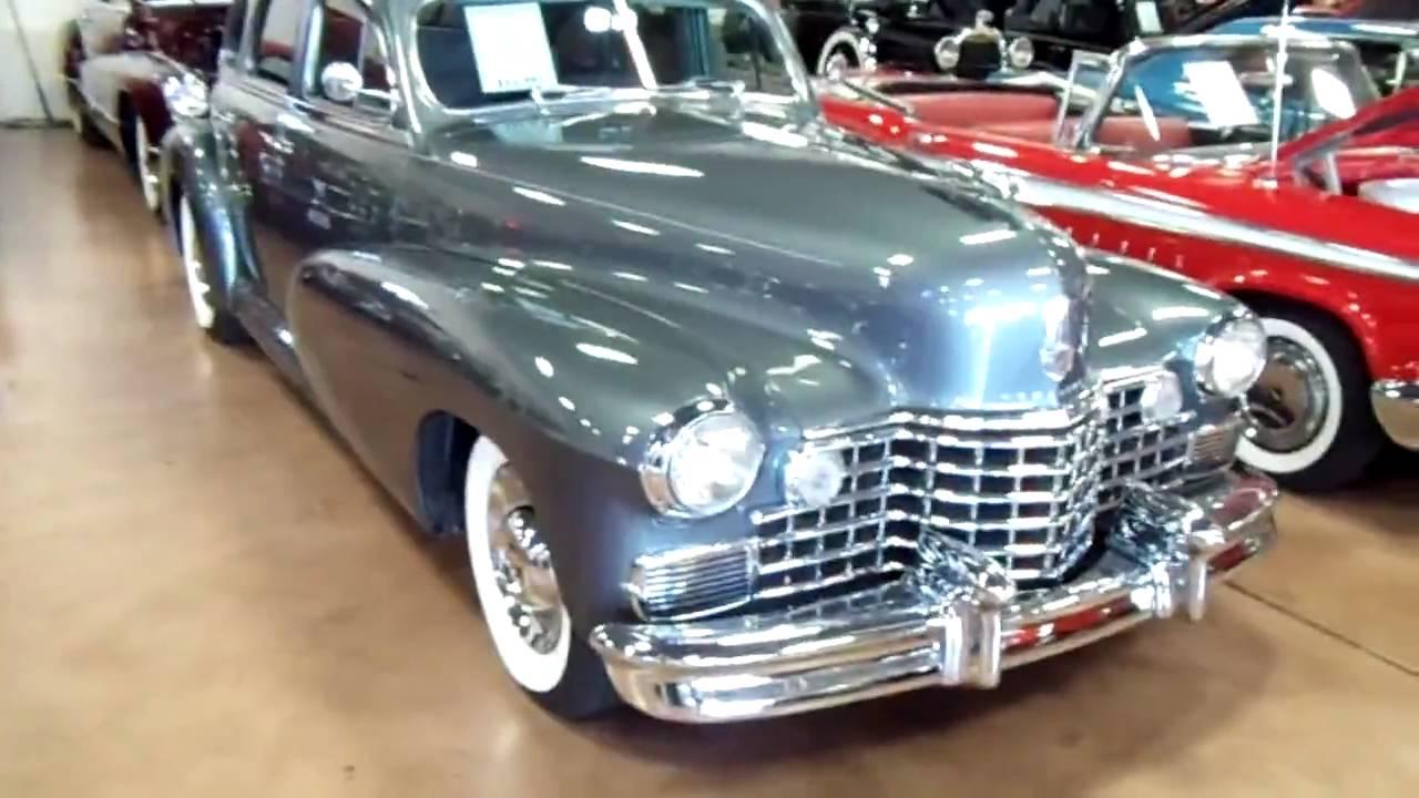 1942 Cadillac Series 63 Resto Rod 500 Cadillac V8 Air