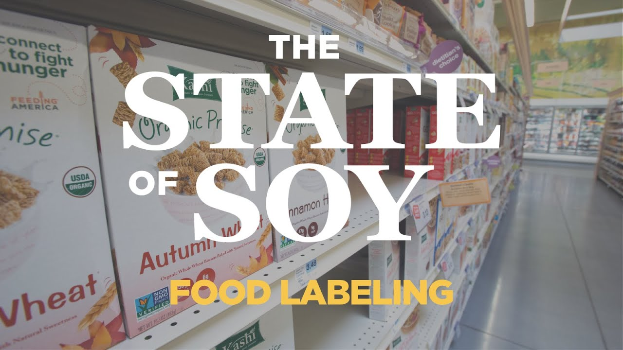 The State of Soy: What's in a Food Label?