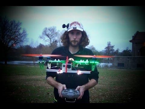 aerosky quadcopter auto leveling