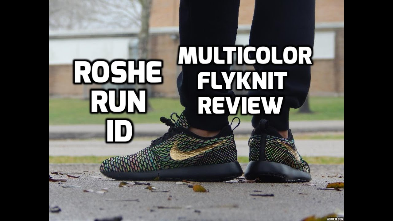 Roshe Run Nike Id Flyknit