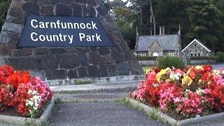 Carnfunnock Country Park - Walled Garden
