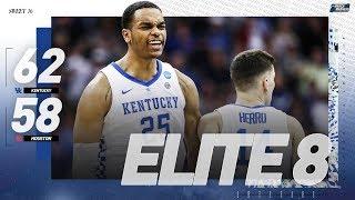 Kentucky vs. Houston: Sweet 16 NCAA tournament extended highlights