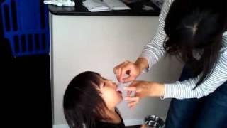 お薬上手に飲めました! 三宅梢子 検索動画 14