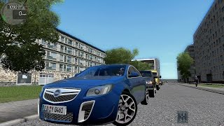 City Car Driving 1.5.3 Opel Insignia OPC [G27]