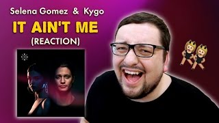 Скачать Selena Gomez Kygo It Ain T Me ЭТО ШУТКА Russian S REACTION