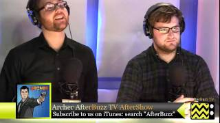 "Archer After Show Season 3 Episode 5 ""El Contador"" | AfterBuzz TV"
