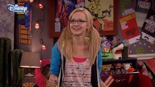 Ew, gross! Liv and Maddie are tricked into cleaning Joey and Parker...