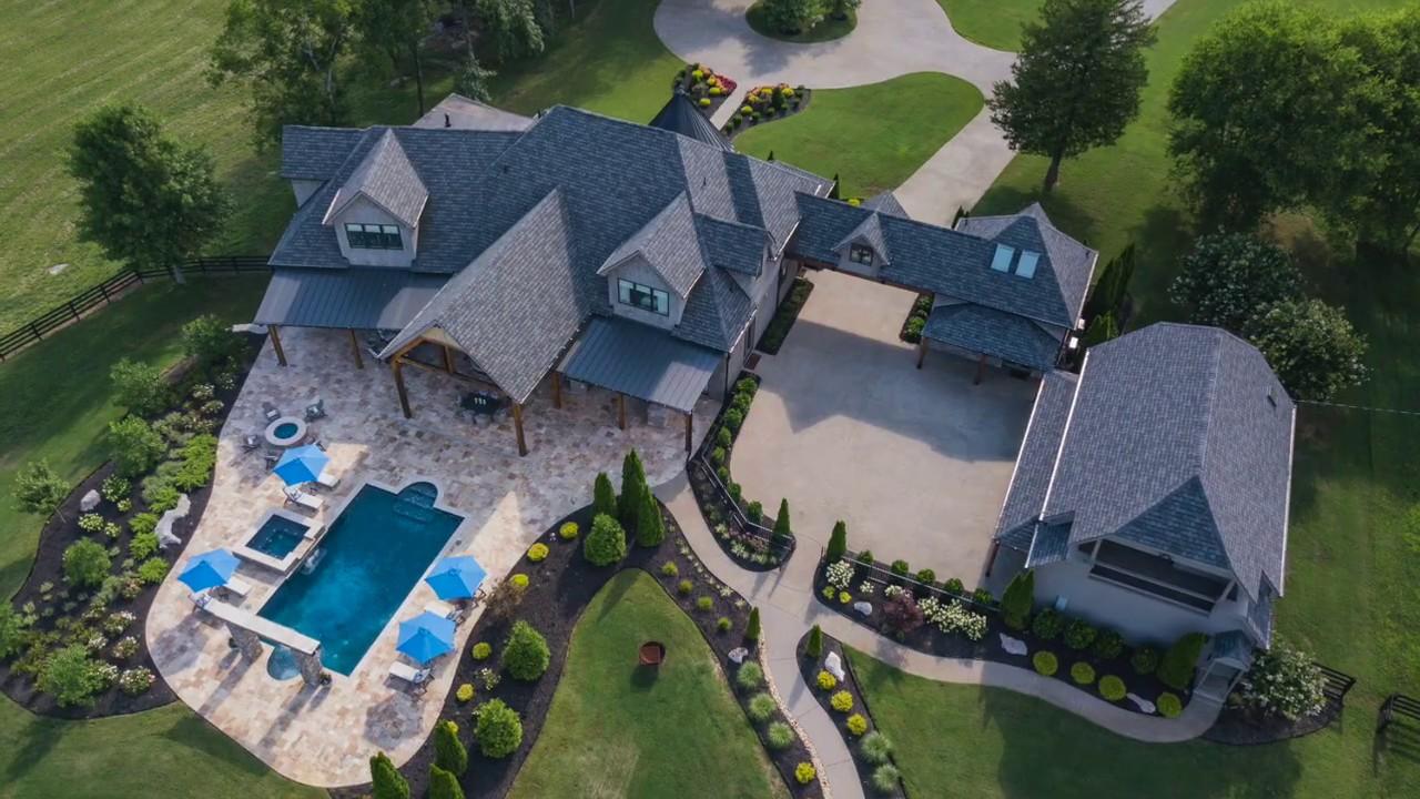 Take A Look Inside Jason Aldean S Nashville Home Youtube