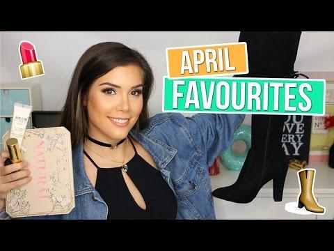 APRIL FAVOURITES 2017 | Katerina Williams