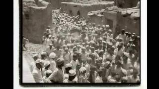 sri shirdi sai baba original funeral ceremony photos in 1918
