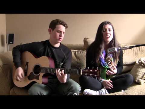 Mumford & Sons - White Blank Page Acoustic Cover by Sara Diamond & Matt Aisen