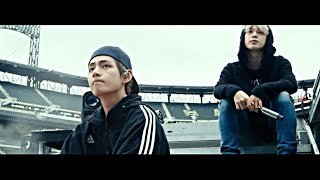 Gambar cover BTS (방탄소년단) 'Friends (친구)' MV