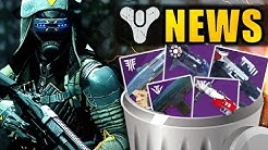 Say GOODBYE to your BEST GEAR! - Infusion Caps Next Season! | Destiny 2 News