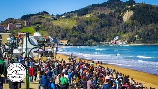 2017 Pro Zarautz Teaser: Basque Country Comes Back to QS Main Stage