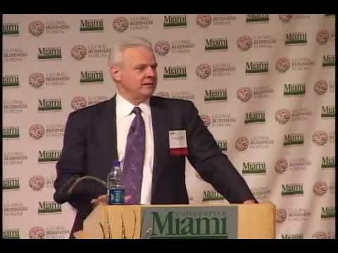 2009 Global Business Forum - Michael L. Ducker, President, International, FedEx Express