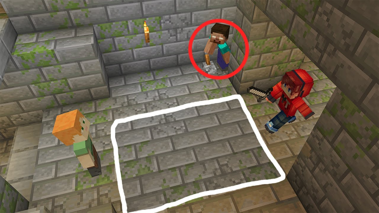 Most effective Online traps in Minecraft By Scooby Craft Part 1