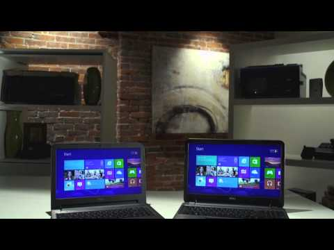 Dell Latitude 3440 & 3540 Laptops With Windows 8 Touchscreen Technology