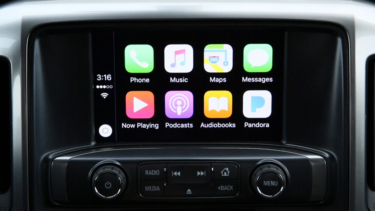 How To Connect Your Apple CarPlay in Your Chevrolet ...