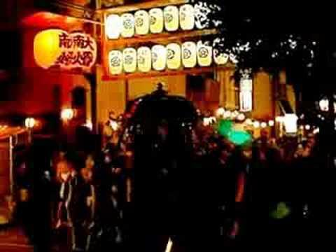 山口祇園祭2008