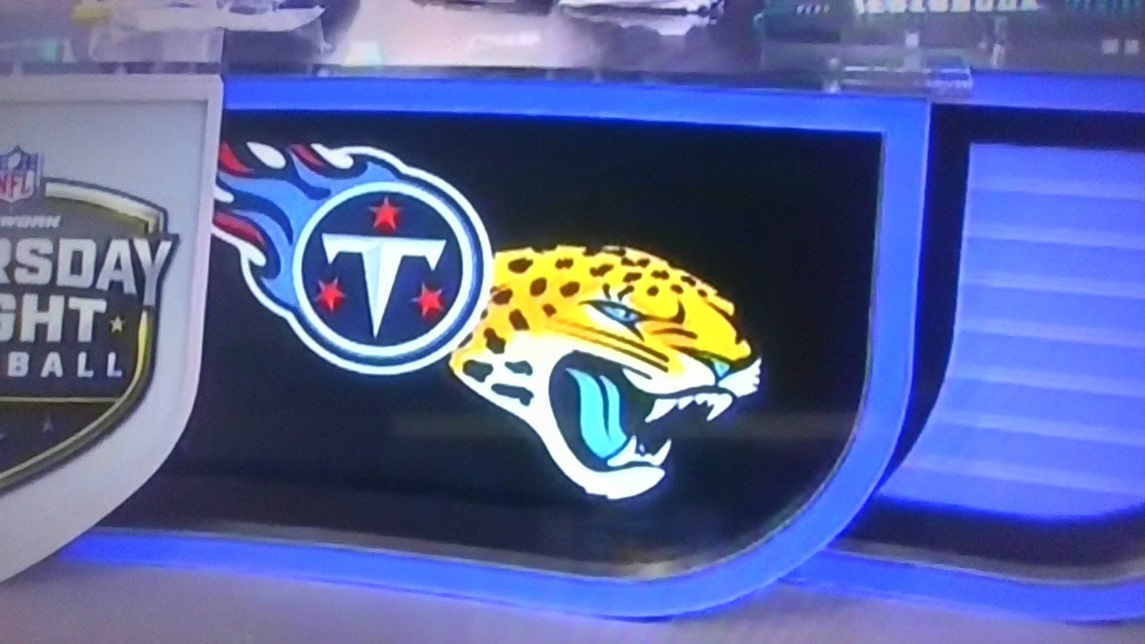 Titans vs. Jaguars: Live updates, stats, highlights from Thursday Night Football
