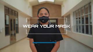 Back to School Series: Wear Your Mask