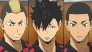 Аниме клип - волейбол