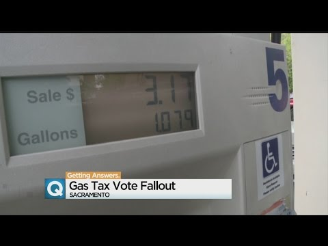 Gas Tax Passage Sparks Anger, Hope For California Road Repairs