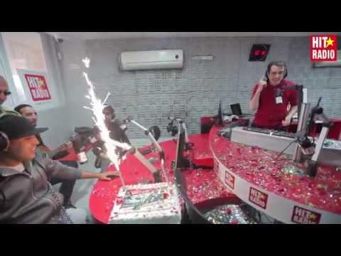 H Name & Barry  dans le Morning de Momo sur HIT RADIO - 30/03/15